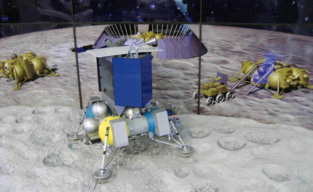 В этом году начнется проверка зонда «Луна-Глоб»