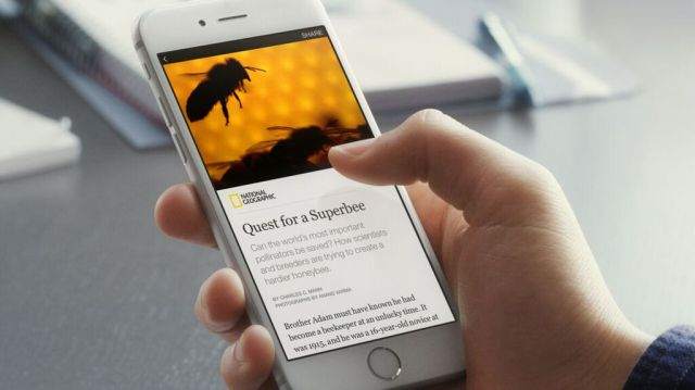 В Facebook появилась функция «Мгновенные статьи» для публикации материалов ведущих изданий