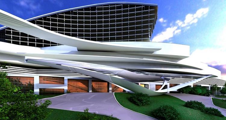 В игорной зоне «Приморье» идет строительство нового казино – Selena