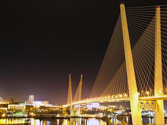 В игорной зоне «Приморье» скоро появится свой «Золотой мост»