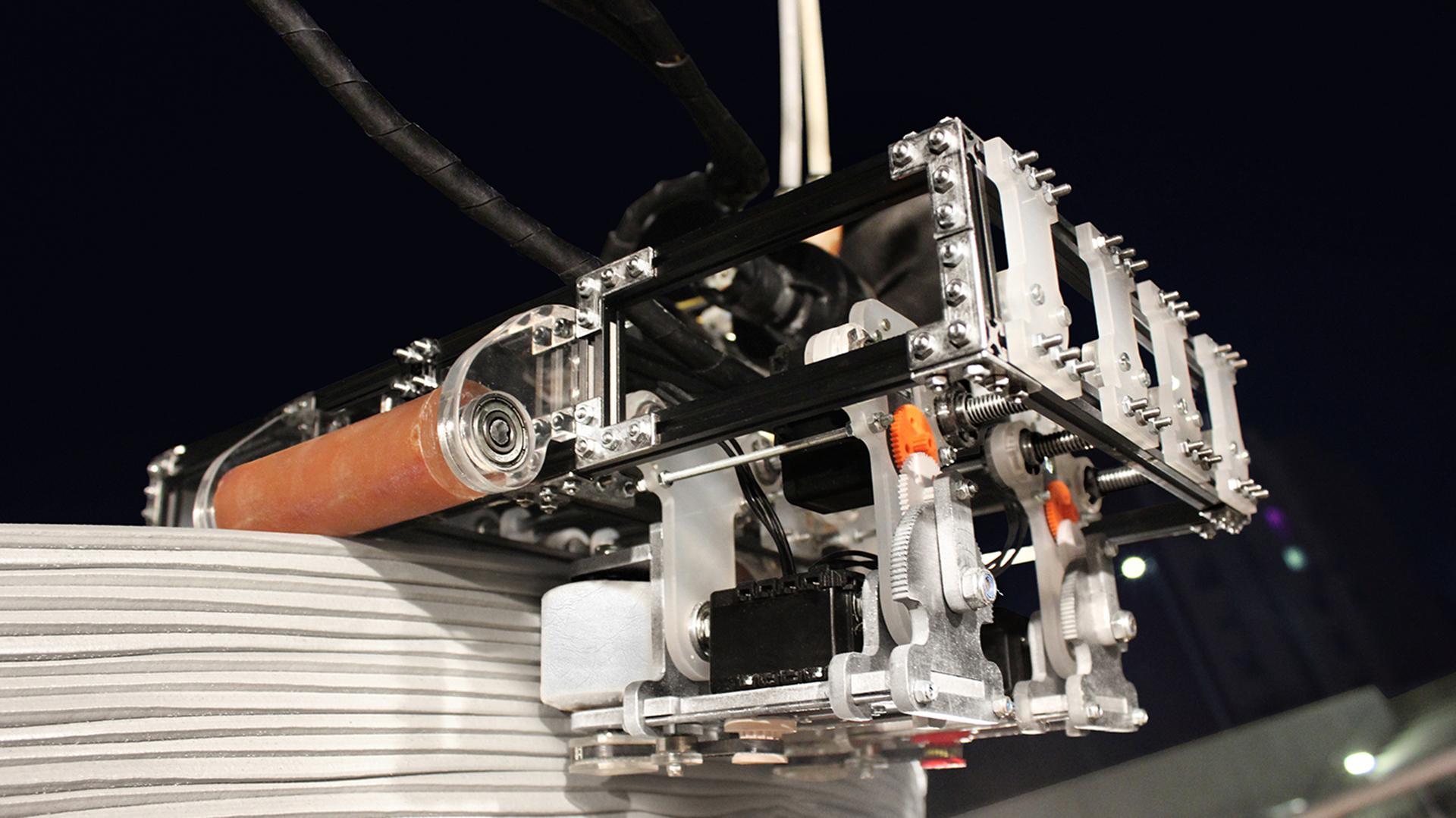 В Испании созданы 3D-печатающие роботы-строители