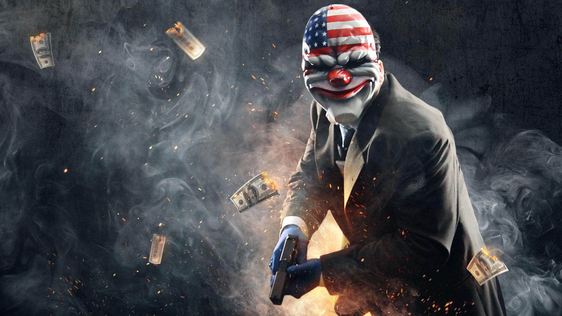 В июне на Steam бесплатно раздают симулятор ограблений Payday 2