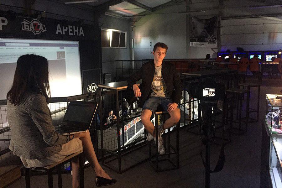 В Калининграде снимают первое российское eSports-реалити-шоу