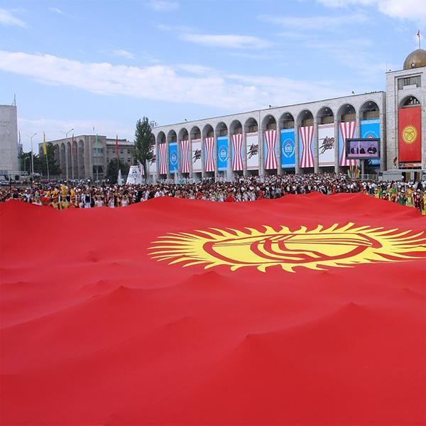 В Кыргызстане построят три ТВЦ с азартными играми