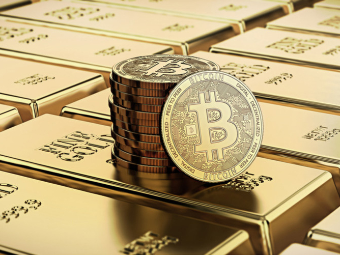 Gold will be sold for Bitcoins in London