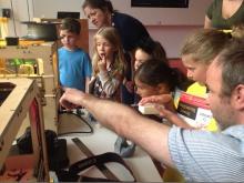 В Новосибирске появится детский Технопарк с 3D-принтером