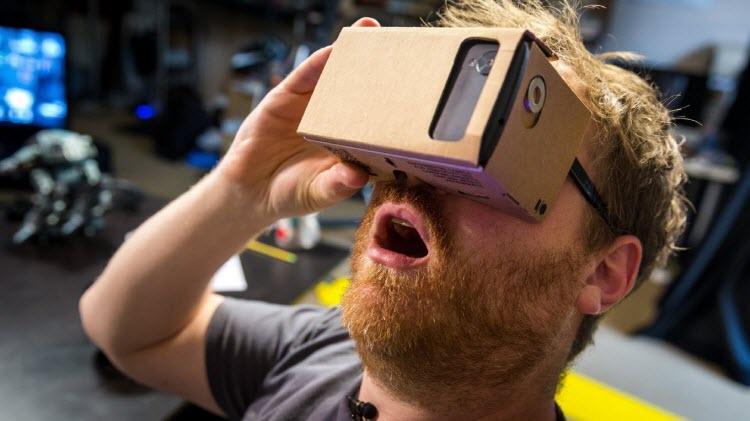 В октябре 2016 года VR-технологии сделают очередной важный «шаг»