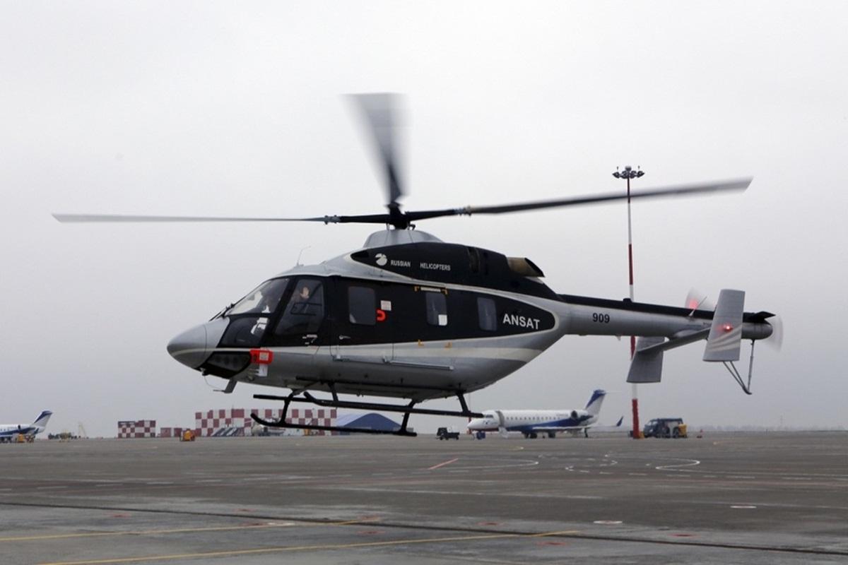 В отечественных вертолётах будут использовать 3D-печатные детали