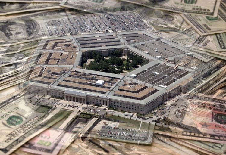 В Пентагоне тратили деньги на азартные игры