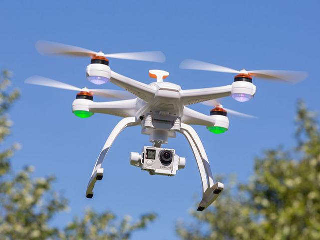 В Петербурге создают массовый сервис дронов на смарт-контрактах