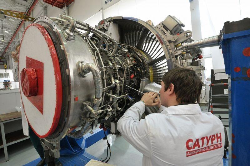 В планах корпорации «Ростех» замена стандартных авиадвигателей 3D-аналогами