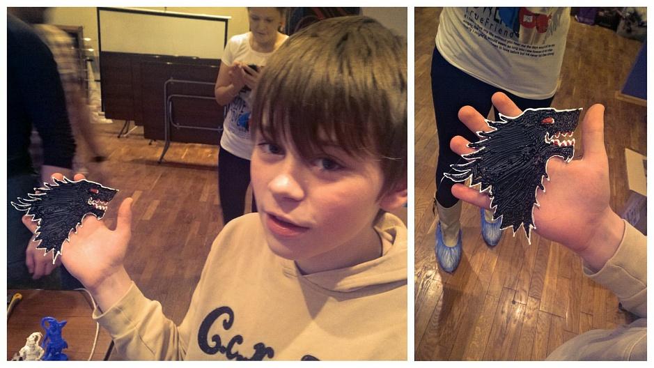 В преддверии Нового года 3Dtoday знакомит детей с 3D-печатью