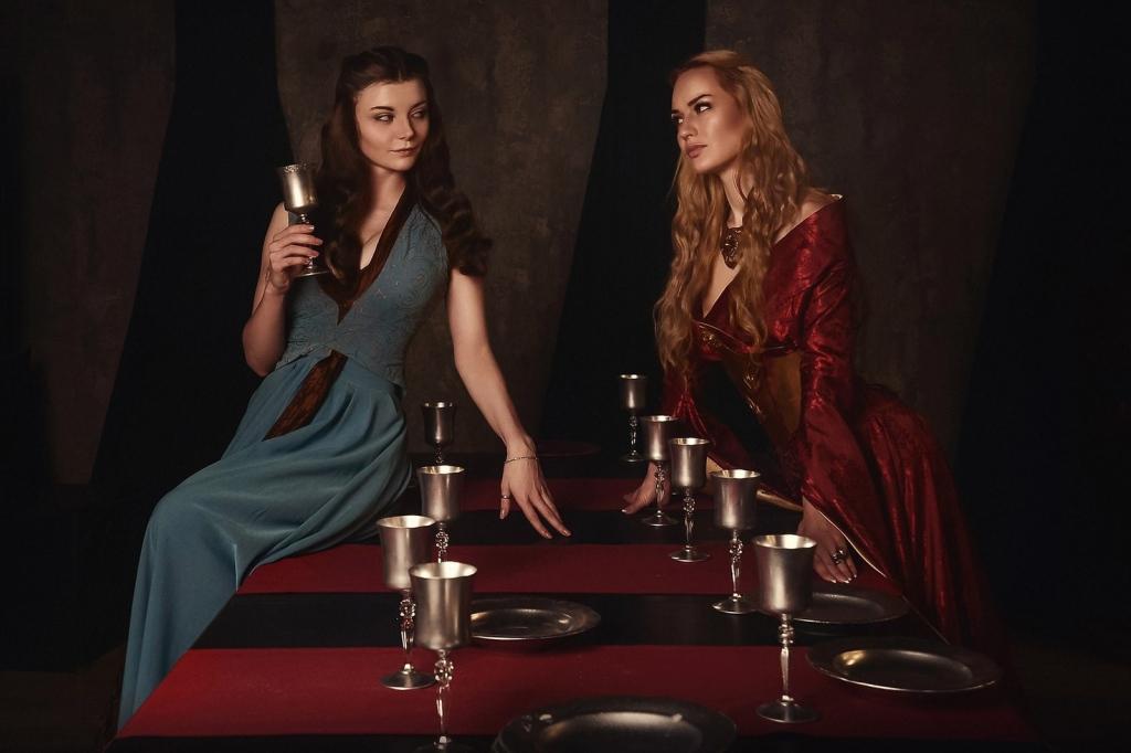 Напередодні вихідних: якісний косплей по «Грі престолів»