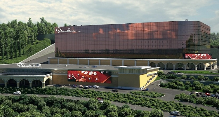 A hotel and gambling complex Shambala to open in the Primorye gambling zone