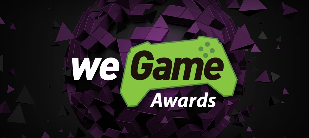As part of WEGAME 3.0 festival there will be WEGAME Awards