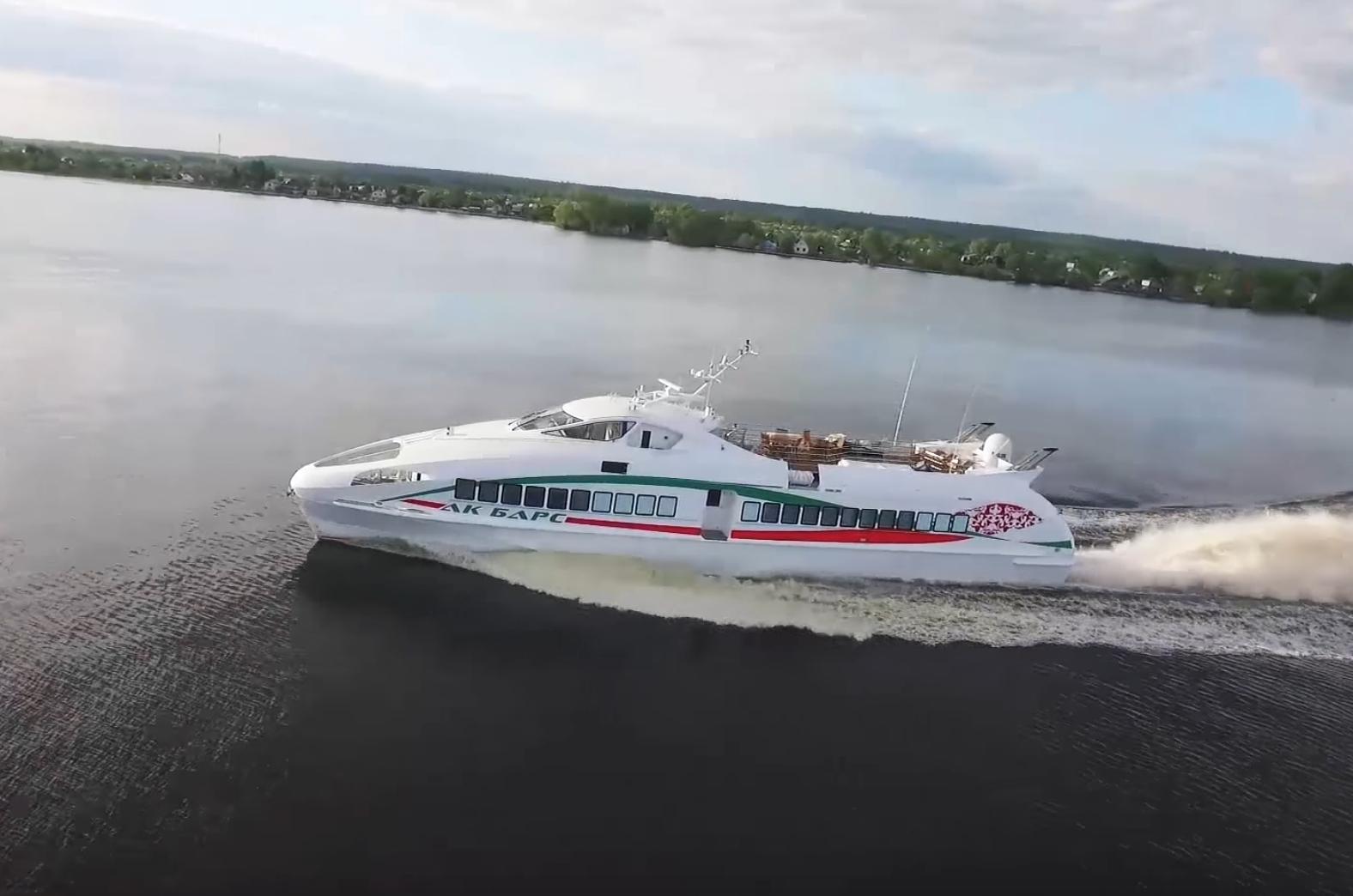 В России появились свои умные яхты