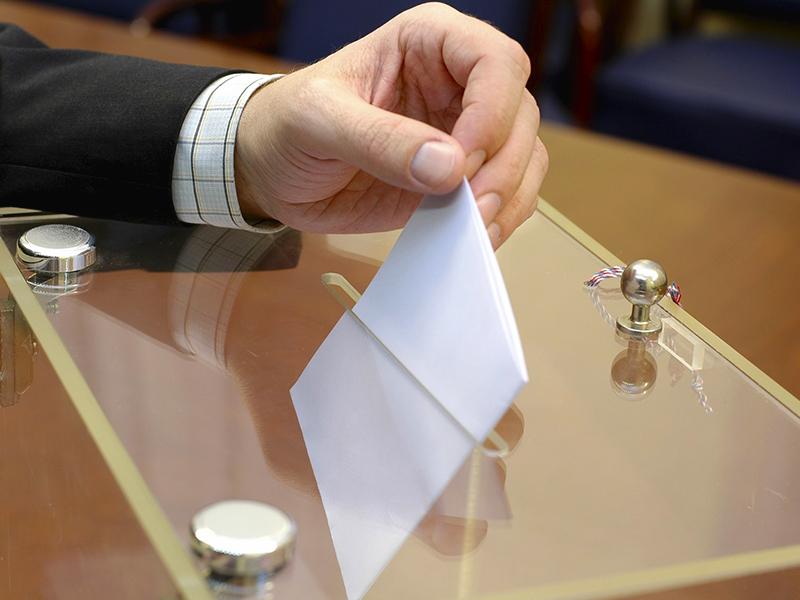 В России предложили проводить выборы с помощью блокчейна