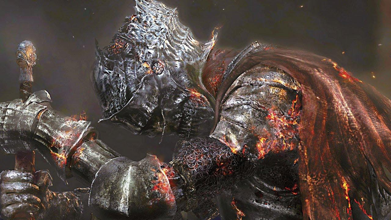 В сети появилось геймплейное видео нового дополнения к Dark Souls III