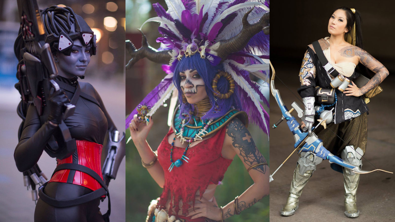 Video with the brightest cosplays of the previous Blizzcon festival appeared on the network