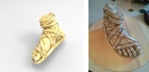 В сети появился архив 3D-моделей древних артефактов