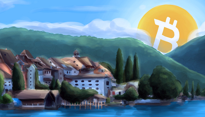В Швейцарии создана «криптодолина»