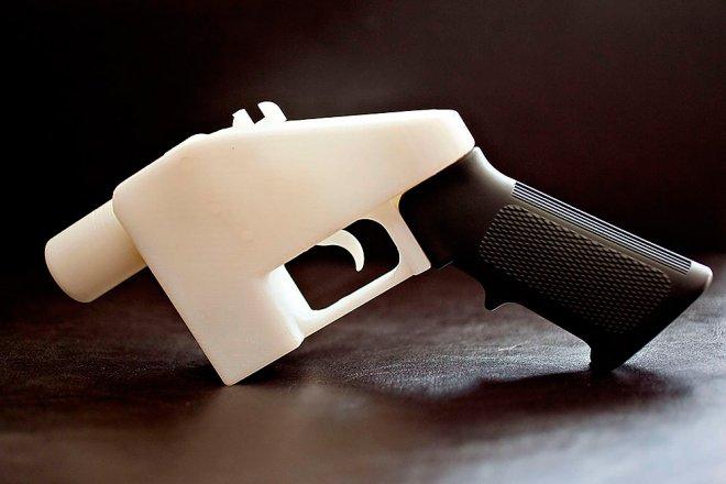 В США введут запрет на распространение информации для 3D-печати оружия