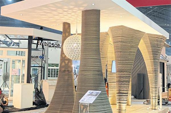 В Таиланде создана 3D-печатная жилая пещера