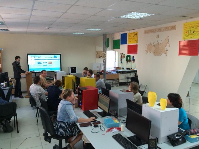 В Тюмени преподавателей учат 3D-печати