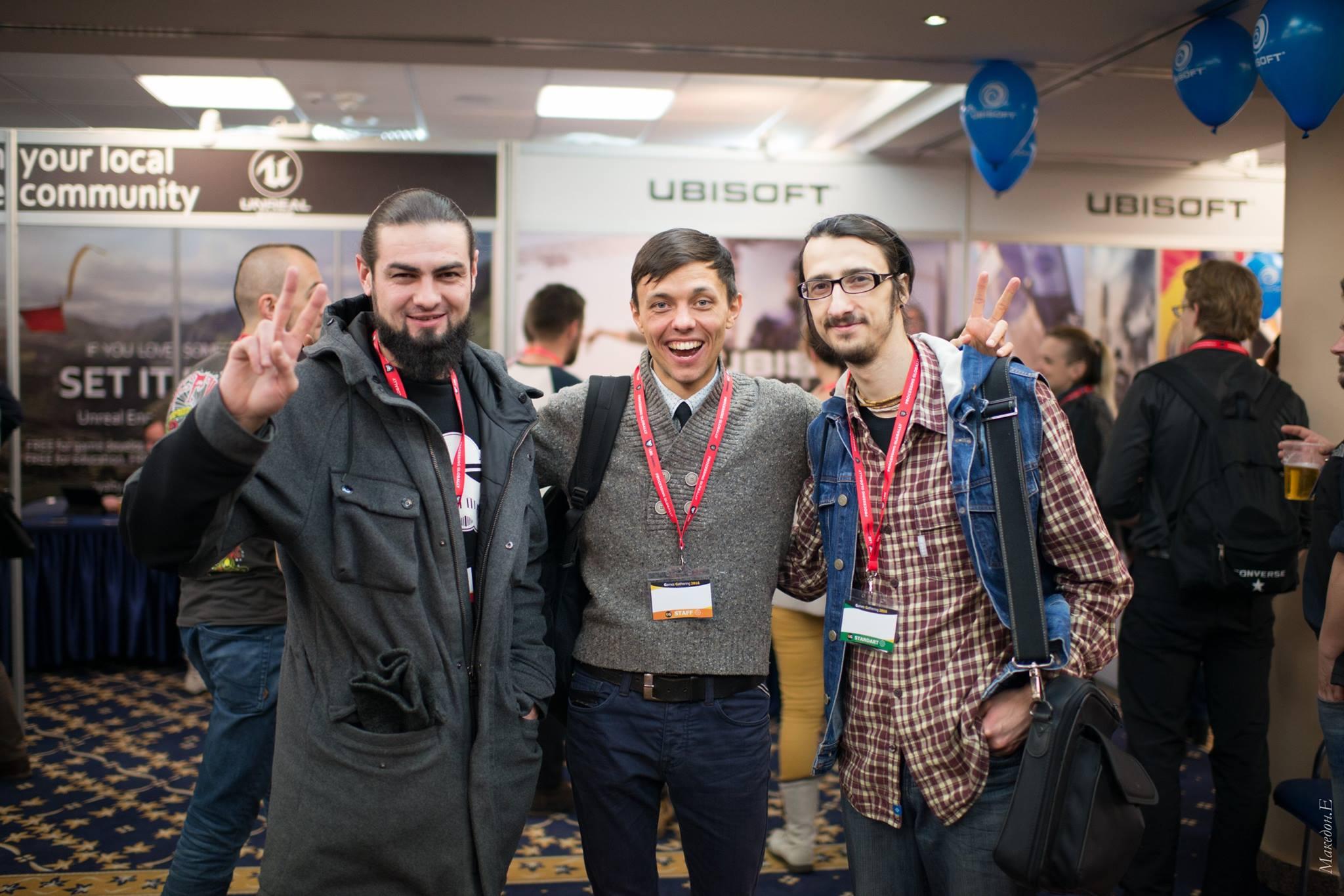 В Украине прошла конференция разработчиков игр Games Gathering 2016
