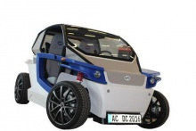 Aachen University uses 3D printer to build a fully functional electric car in just 12 months