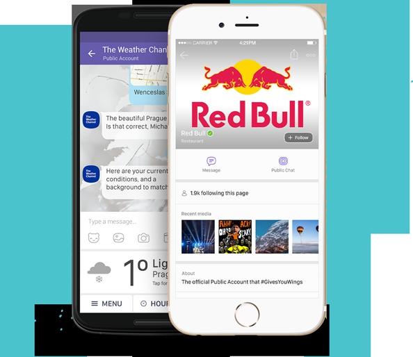 В Viber появилась новая платформа для ведения бизнеса