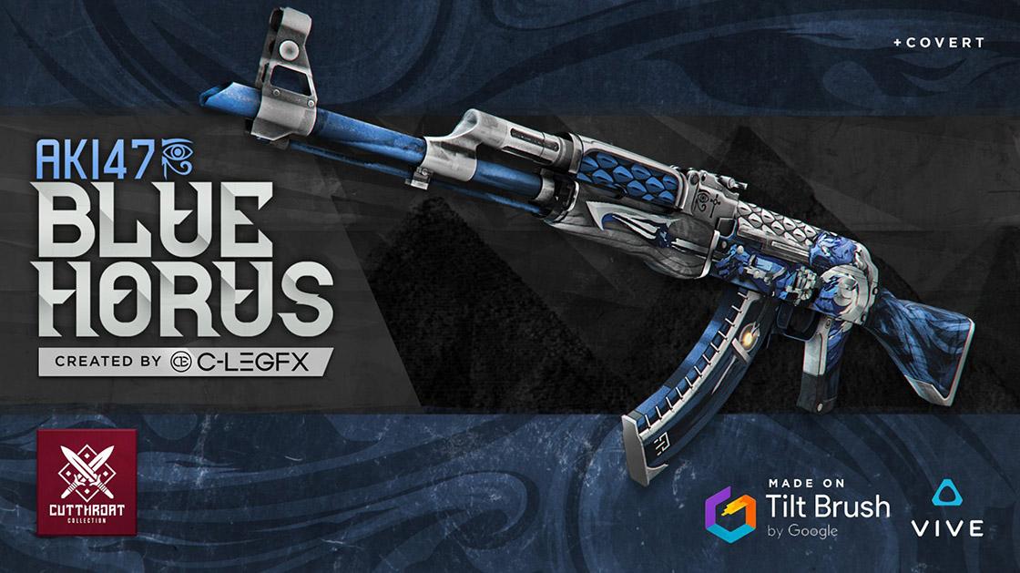 У віртуальній реальності розробили зброю для Counter-Strike