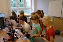 В Воронеже к началу производства 3D-принтеров объявили конкурс для школьников