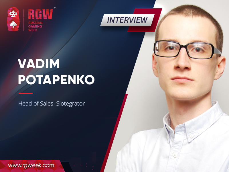 Vadim Potapenko: Bitcoin casinos may replace traditional gambling resources