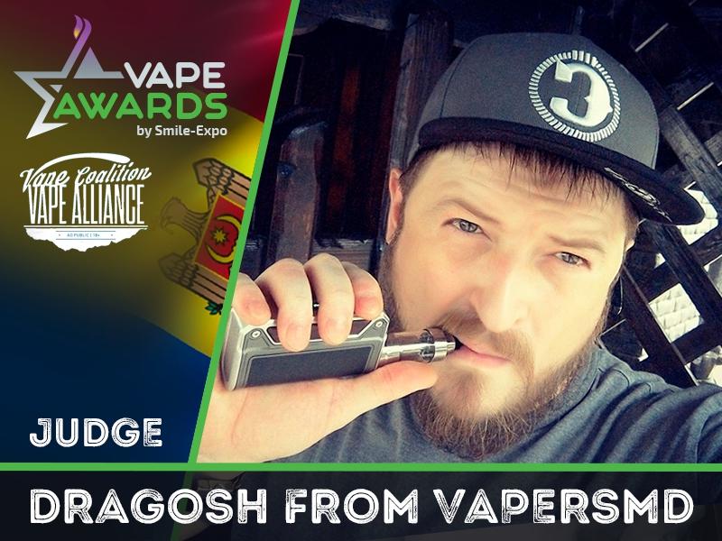 Vape Awards at VAPEXPO Moscow 2017: продолжаем знакомство с жюри