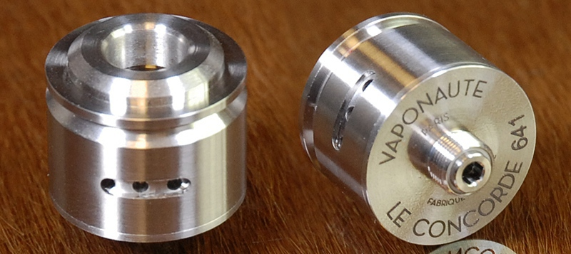 Vaponaute Concorde RDA BF: French are good at trends