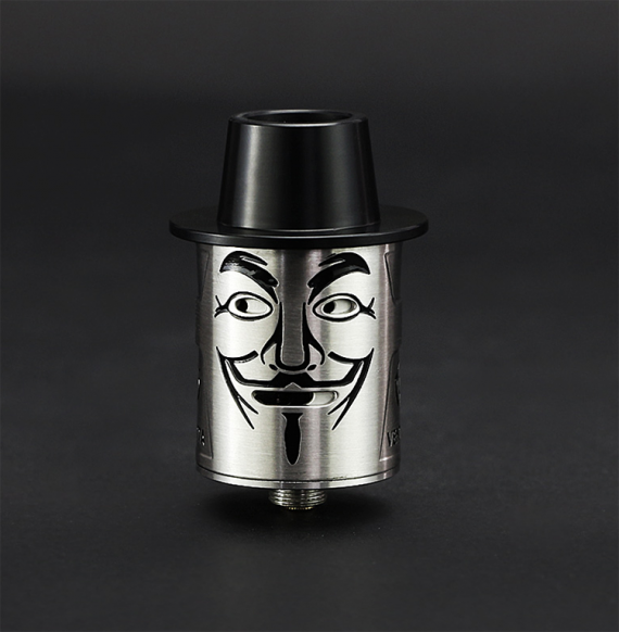 Vendetta RDA from Fumytech: guess favorite film of RDA designers