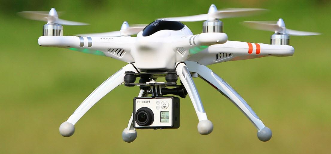 Виды и характеристики дронов