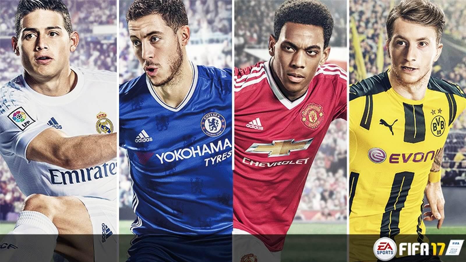 Вихід FIFA 17 – одна з найяскравіших ігрових подій осені!