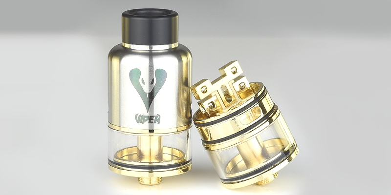 Viper RDTA от Vapjoy – хороший бюджетный дрипкобак