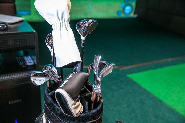 Virtual golf-club was opened in Tigre de Cristal casino