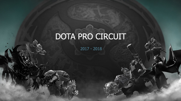 Virtus.pro G2A remains leader in scores in Dota Pro Circuit ranking