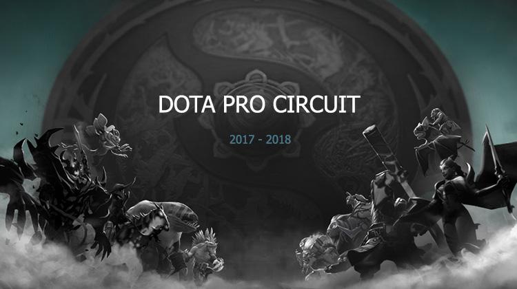 Virtus.pro G2A удерживает лидерство по очкам в рейтинге Dota Pro Circuit