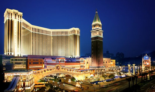 Выручка казино в Макао сократилась на 22%