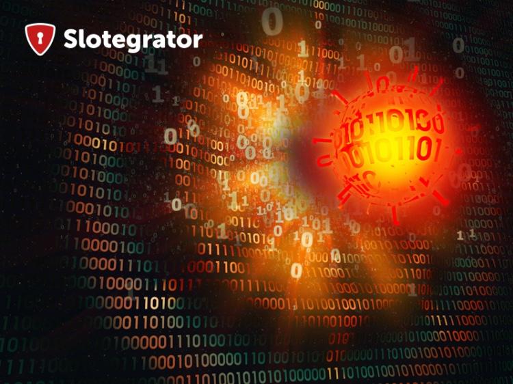 Вирусная атака на Slotegrator