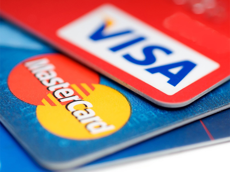 VISA и Mastercard одновременно ввели дополнительную комиссию на покупку криптовалюты