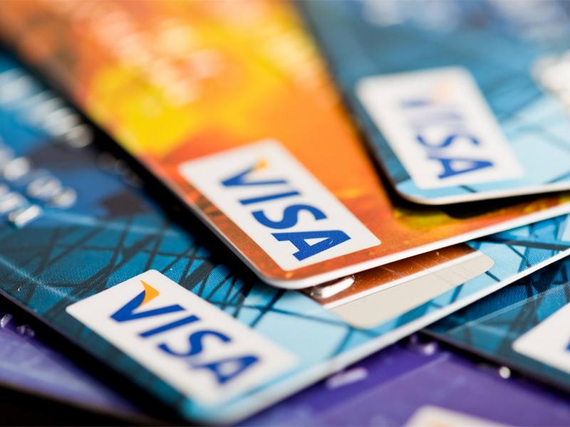 Visa закрыла биткоин-карты