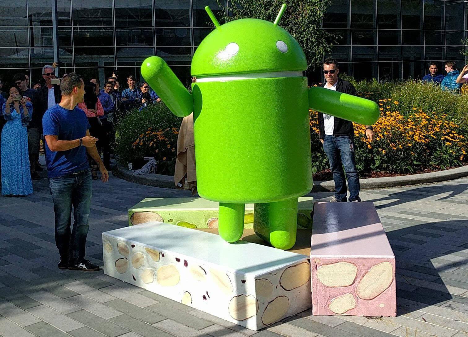 Вышла финальная версия Android 7.0 Nougat