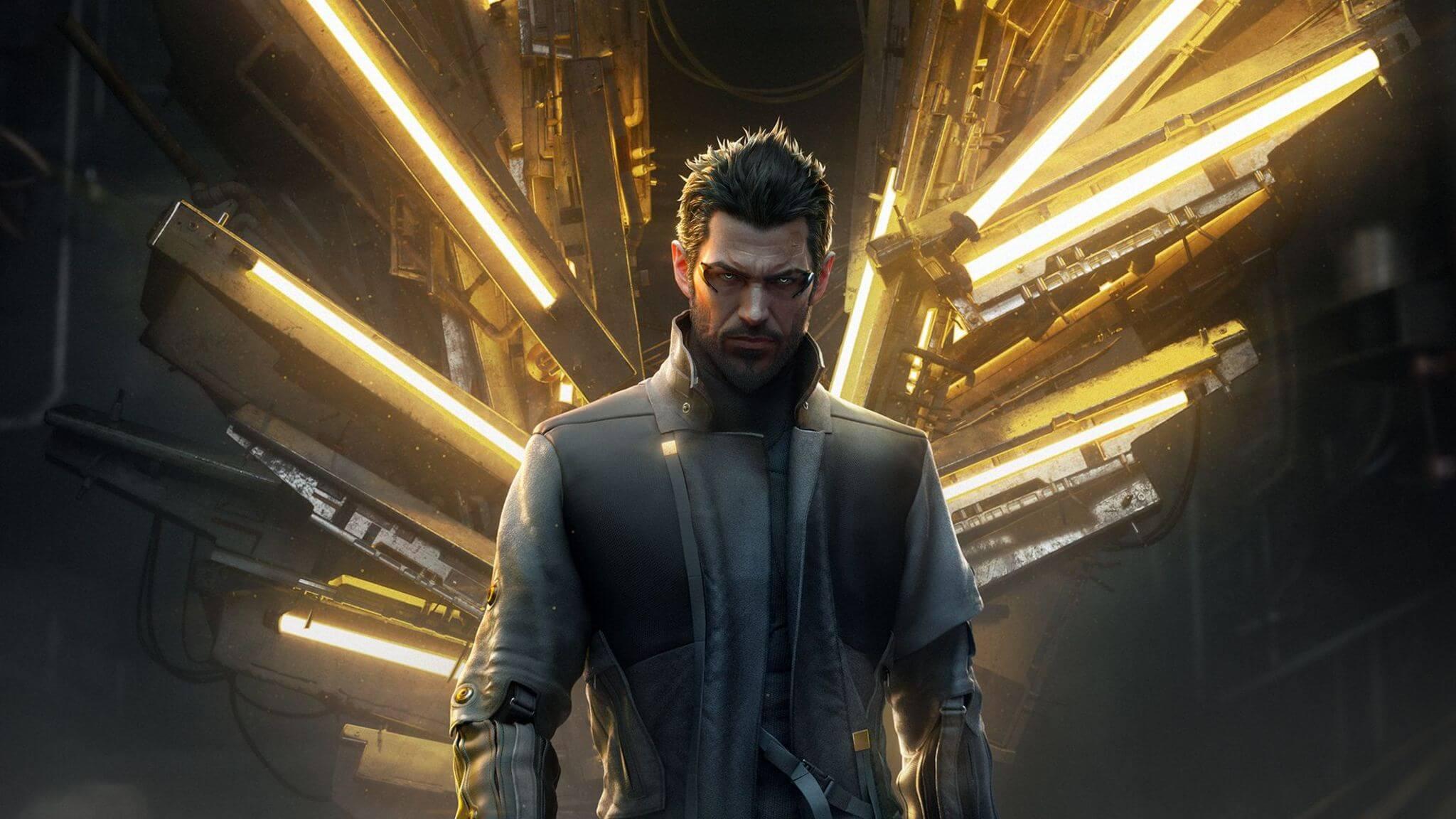 Вышла игра Deus Ex: Mankind Divided