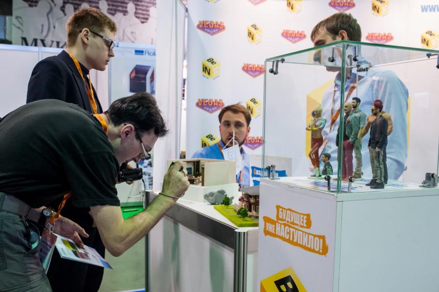Выставка 3D Print Expo в Москве стартовала: итоги первого дня